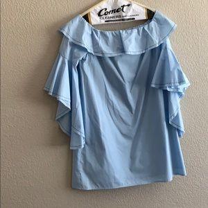 Boutique off the shoulder dress. SzMedium.